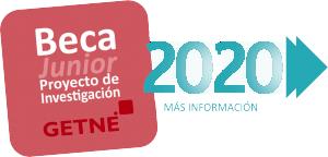 Beca GETNE Junior 2020