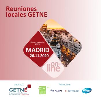 Reunión Local Madrid